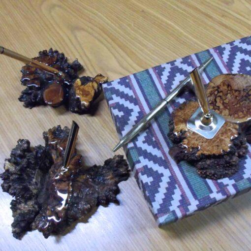 Porta lapicero nudo patagonico