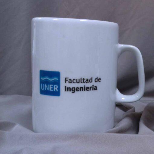 Jarro 2 Linea Recta Porcelana Verbano OEA