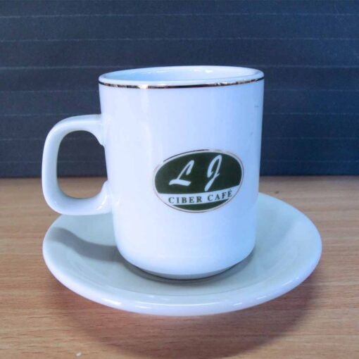 Café y medio Linea Recta