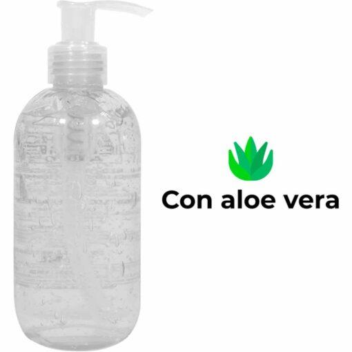 Alcohol en Gel Sanitizante 250 ml