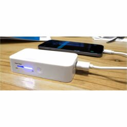 Power Bank santa fe